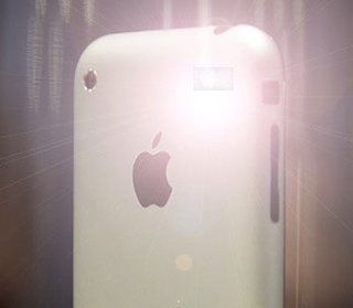 iPhone 4G to come with camera flash?
