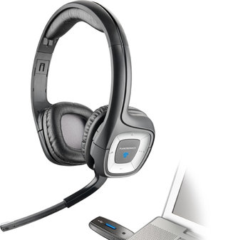 Win one of two Plantronics .Audio 995 wireless headsets