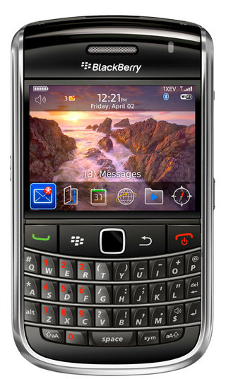 BlackBerry Bold and BlackBerry Pearl refreshed