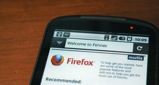 Mozilla releases pre-Alpha Android Firefox