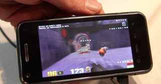 VIDEO: Intel Atom Z-Series lets you play Quake 3 at 100fps on your mobile