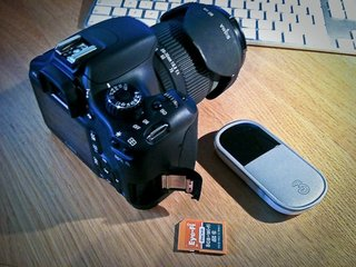 How to instantly share your digital camera pics without a laptop