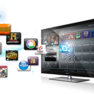 Half new TVs will be net-ready in 2013