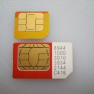 Create your own iPad micro-SIM