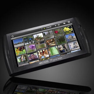 Archos 7 Tablet available on pre-order