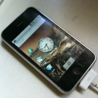 Android now working on iPhone 3G