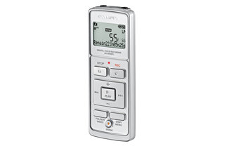 Olympus voice recorder turns speech to text
