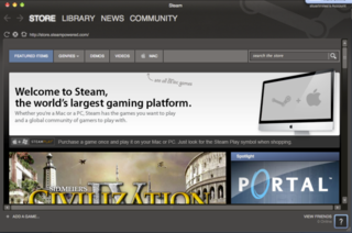 Steam for Mac gets Apple users gaming