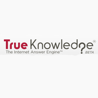 WEBSITE OF THE DAY - True Knowledge