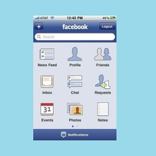 Facebook integration on way with iPhone OS 4.0