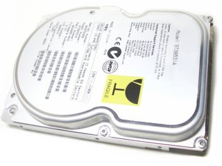 3TB Seagate hard drive on the way