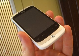 HTC Wildfire set for T-Mobile  and 3 outing