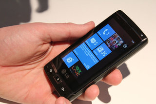 Windows Phone 7 and LG Panther hands-on