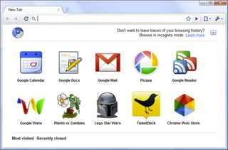 Chrome Web Store shows apps future