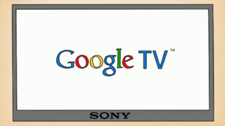 Sony: Google TV out by Christmas