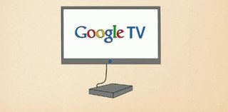 Google TV: 2.5 years in the making