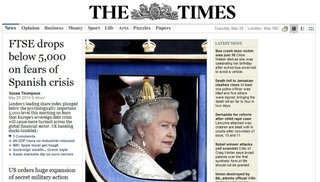 The Times prepares for paywall launch