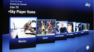 Sky Player coming to PS3?