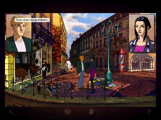 Broken Sword: Souped up iPad version released