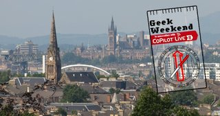 Geek Weekend: Glasgow