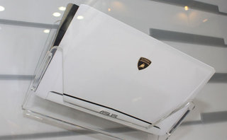 Lamborghini-branded Asus VX6 netbook spied at Computex