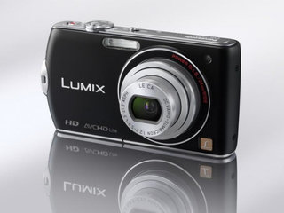 Panasonic Lumix FX70: Wide angle wizardry