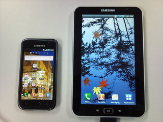 First sighting of Samsung sPad - 7in iPad rival
