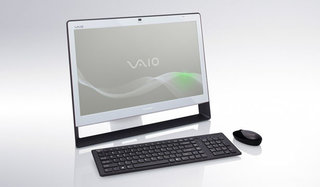 Sony VAIO J Series PC invites you to stroke it lovingly
