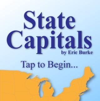 APP OF THE DAY - State Capitals (by Eric Burke) - Android