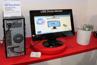3M first with USB 3.0 monitor