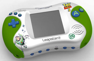 Leapfrog Leapster2 console gets your 4-year-olds online