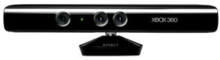 Microsoft Kinect for Xbox 360 demoed