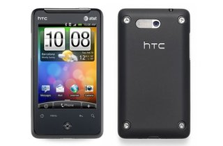 HTC Aria: Available on AT&T stateside