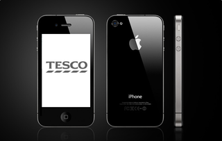 Tesco Mobile jumps on board the good ship iPhone 4