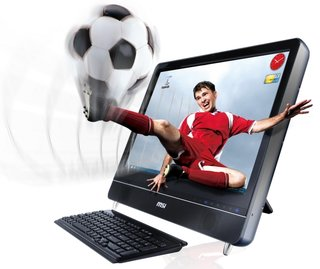 MSI Wind Top AE2400 gets official airing