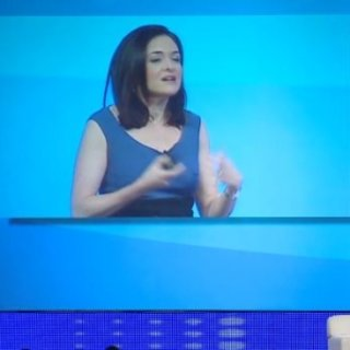 VIDEO: Facebook COO - Email's a dying breed