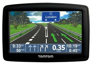 TomTom wants to give Tom/Tom father son combos a free satnav