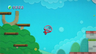 Kirby's Epic Yarn - quick play preview