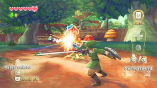 Legend of Zelda: Skyward Sword - quick play preview