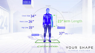 Your Shape: Fitness Evolved - quick play preview