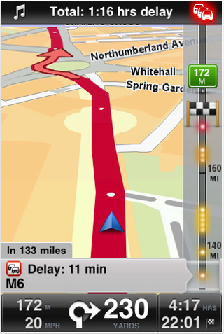 EXCLUSIVE: TomTom v1.4 first to bring multitasking navigation to iOS 4