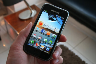 Vodafone increases Android offering with HTC Wildfire and Samsung Galaxy S