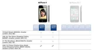 O2 responds to iPhone 4 shortages with stock watch website