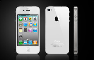 No white iPhone 4 handsets for 3 weeks