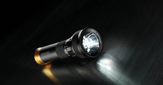 "Win one of 40 Duracell Daylite ""rugged"" torches"