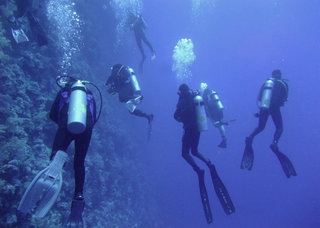Ultimate scuba gear for the geek diver