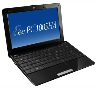 Asus Eee PC 1005HA-P; Laptop of choice for alleged Russian spies