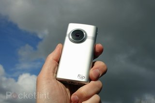 Wi-Fi Flip camcorder destined for Christmas tree
