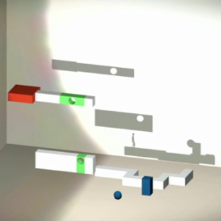 VIDEO: Ultra-cool demo of Echochrome ii with PlayStation Move