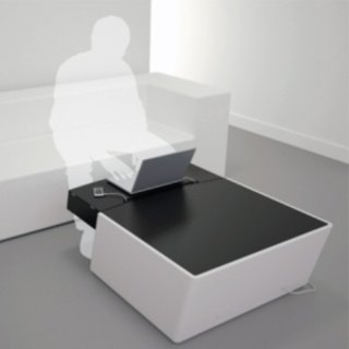 VIDEO: @home Coffee table - Voguish Minimalism